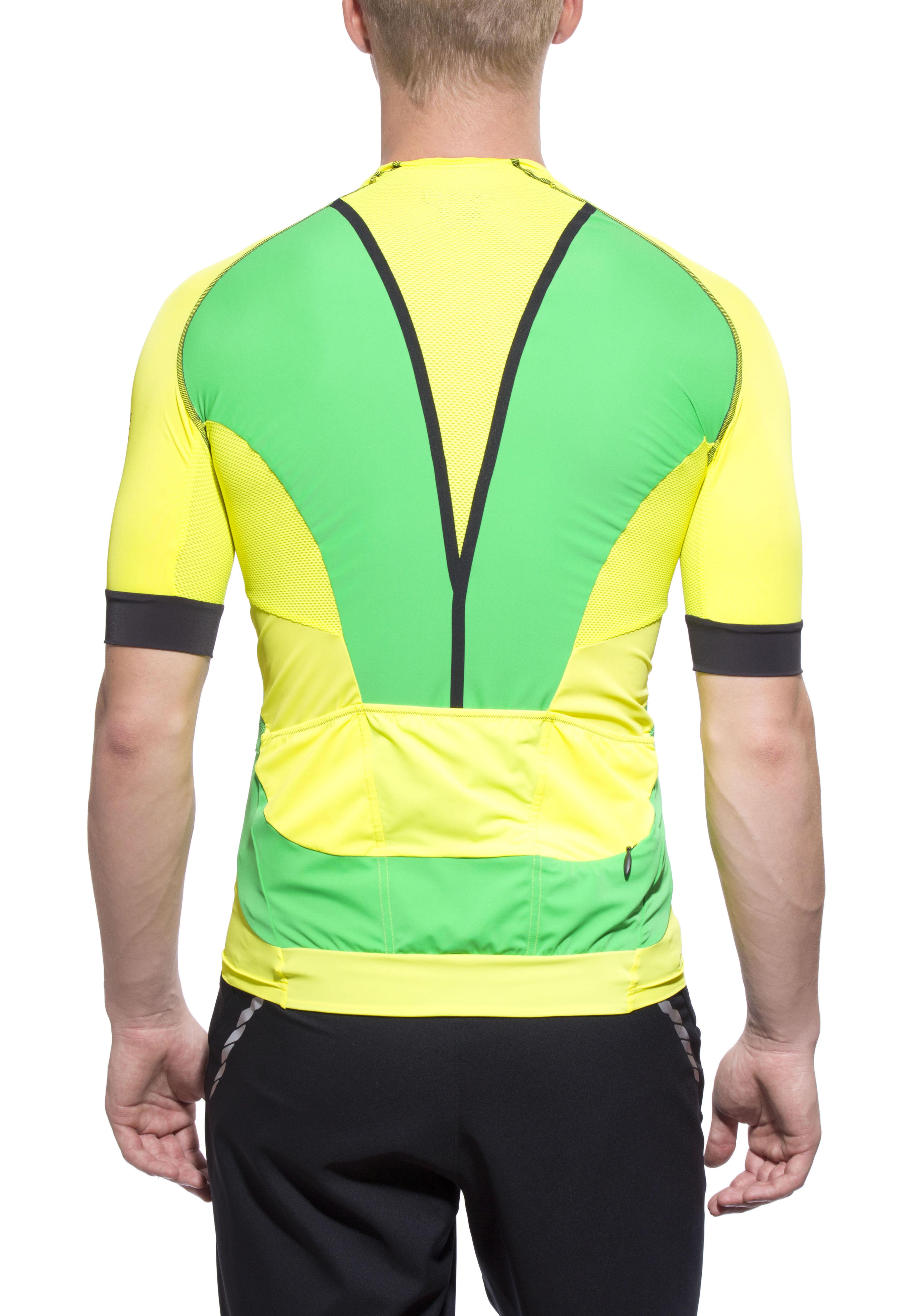 1c54c41c3 GORE BIKE WEAR ALP-X PRO Bike Jersey Shortsleeve Men yellow at ...